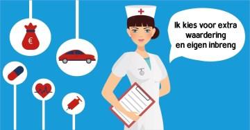 Flexibele inzet als oplossing van het toenemend personeelstekort in de zorg