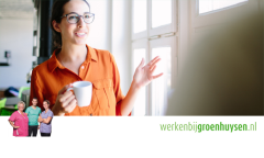 Inloop Café Groenhuysen dinsdag 16 april