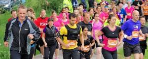 Allereerste editie Run for KiKa Nijmegen